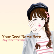 Cute name pictures - Cute Girl