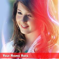 Girls name pictures - Beautiful Girl