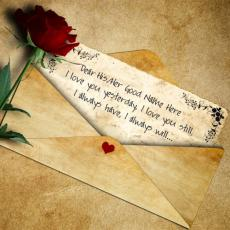 Love name pictures - Beautiful Love Letter