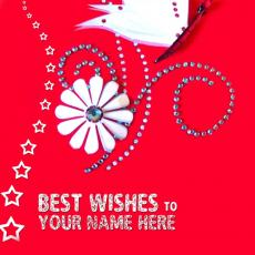 Best Wishes to You - Design your own names