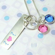 Alphabets name pictures - Colorful Pendant Alphabets
