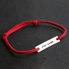 Jewelry name pictures - Cool Red Band