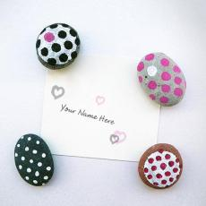 Cool Stones Note - Design your own names