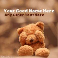 Cute name pictures - Cute Teddy