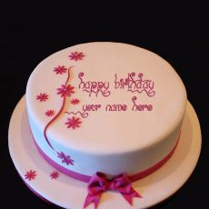 Geez Birthday Cake - Design your own names
