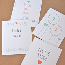 Hugs and Kisses - Design your own names
