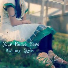 Its my Style - Design your own names