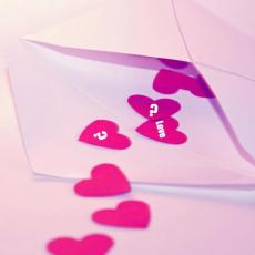Letter Hearts - Design your own names