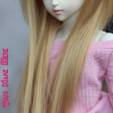 Dolls name pictures - Long Hair Doll