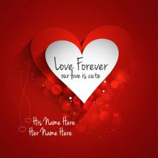 Love name pictures - Love Forever