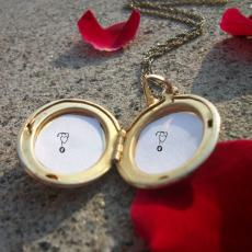 Alphabets name pictures - Love Pendant
