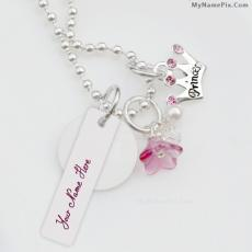Jewelry name pictures - Princess Necklace