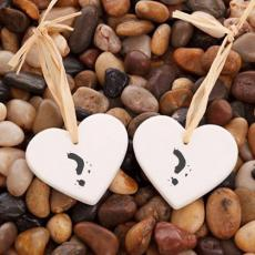 Alphabets name pictures - Stone Hearts