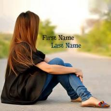 Waiting on the way - Design your own names