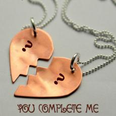 Alphabets name pictures - You complete me