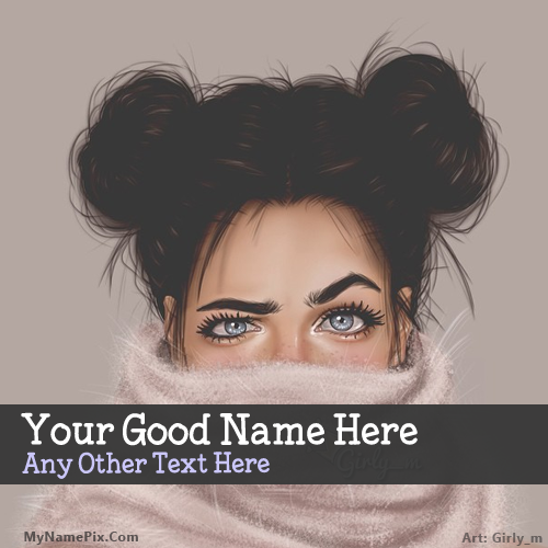 Design your own names of Beautiful Eyes