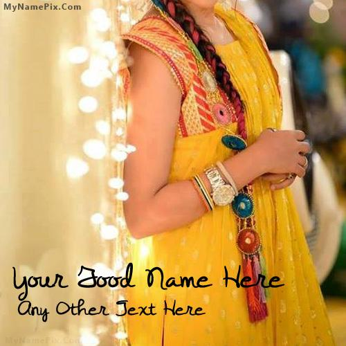 Design your own names of Beautiful Party Dress