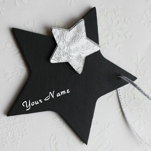 Design your own names of Black Star