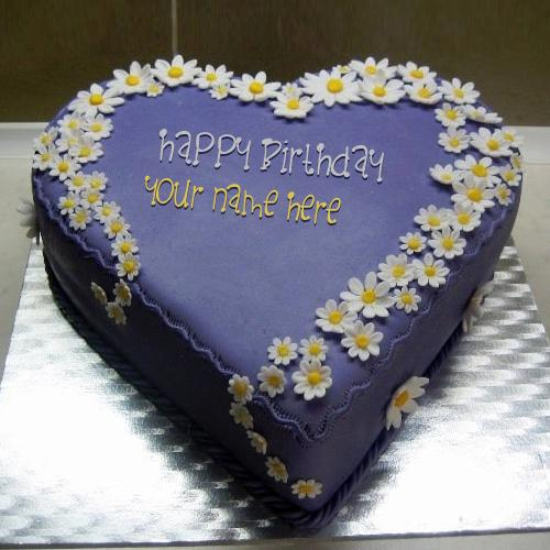Design your own names of Indigo Yummy Cake