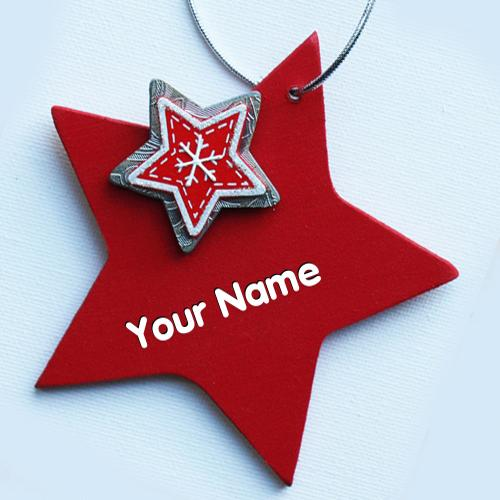 Design your own names of Red Star